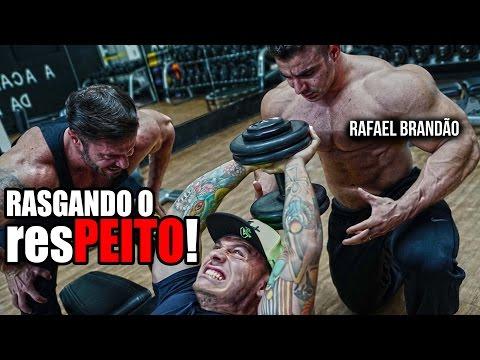 BARRADOS NO SUPERMERCADO   RASGANDO O PEITORAL COM RAFA BRANDÃO
