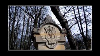Рига и старинные кладбища (ВИДЕО НЕ МОЙ)