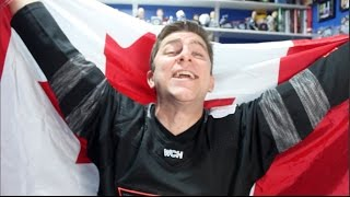 CANADA WINS THE WORLD CUP OF HOCKEY!!!