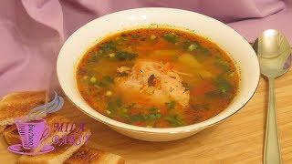 Куриный суп с вермишелью   Супер вкусный   Простой рецепт   Chicken soup with vermicelli