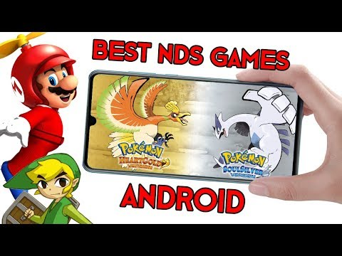 Top 10 Nintendo DS (NDS) Games For Android - DraStic DS Emulator