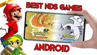 Top 10 Nintendo DS (NDS) Spiele für Android - Drastische DS Emulator