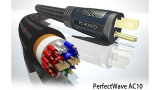 Audio Advisor Review - PS Audio PerfectWave AC-10 & AC-12 Power Cables
