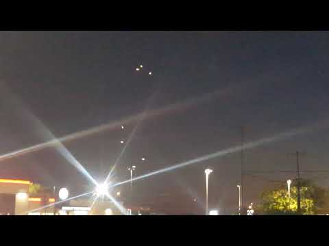 Ufo (Identified in comments)- HEB New Braunfels 11-2-18