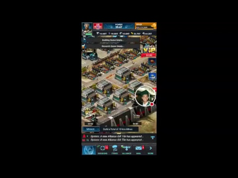 Mobile Strike  101:   May 05 2017 svs live stream