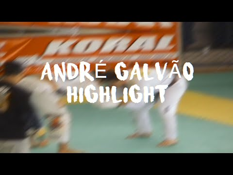 Andre Galvao Brown Belt Highlight.