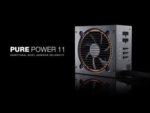 Be Quiet Pure Power 11 500W CM
