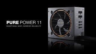 Pure Power 11   be quiet!   multi-language