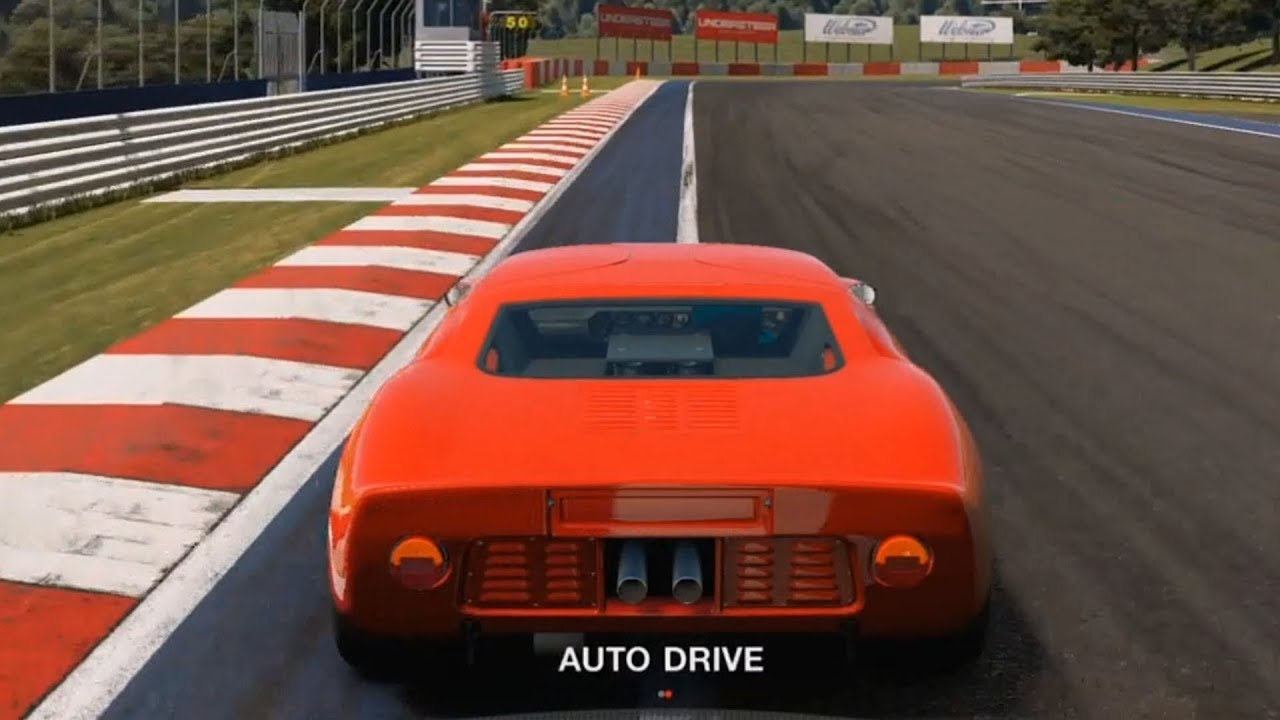 Gran Turismo Sport Ford Gt Mark I  Test Drive Gameplay Pspfps