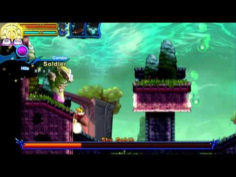 Valdis Story A.C. Boss Battle - Shu Gohth [Wyatt, No Damage/Magic/Focus/Assist]
