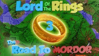Minecraft Lord of the Rings: The Road to Mordor Ep.3 - Good Deeds?