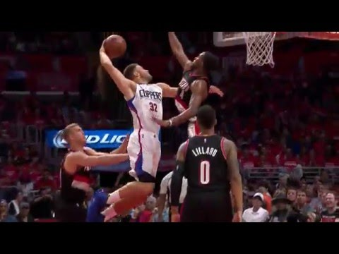 Top 10 NBA Plays: First Round of the 2016 Playoffs