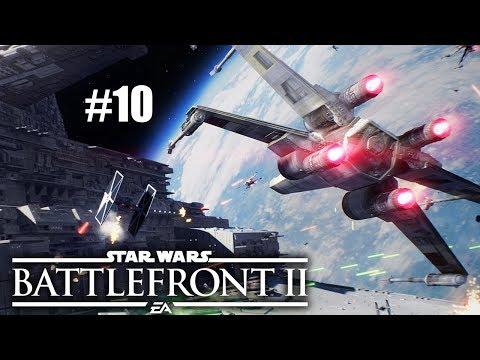 Hui ich kann fliegen #09 Star Wars Battlefront 2 Online