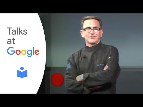 Authors@Google: Rick Moonen