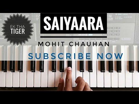 Saiyaara Piano Cover | Ek Tha Tiger | Salman Khan | Katrina Kaif | Mohit Chauhan