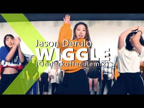 Jason Derulo feat. Snoop Dogg - Wiggle (Onderkoffer Remix) / JaneKim Choreography.