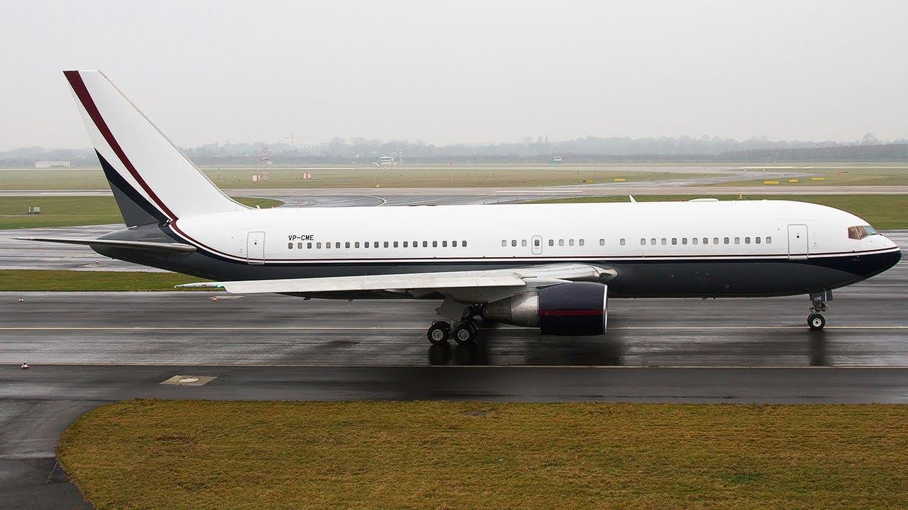Boeing Vip muligheder