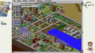 SimCity 2000 Special Edition - Domingando