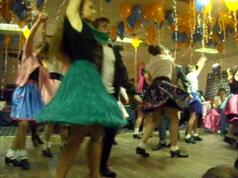Joe Bitter's World Party Dance