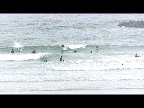 2017/06/25 伊勢/三重 サーフィン -Surfing in Mie-