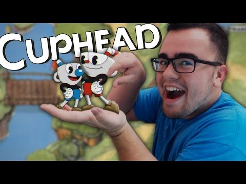 THE HARDEST GAME I'VE EVER PLAYED   Cuphead  