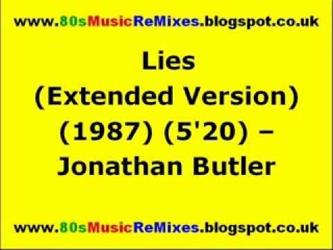 Lies (Extended Version) - Jonathan Butler | 80s Club Mixes | 80s Club Mix | 80s R&B Music Hits