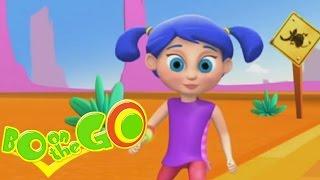 Bo On The Go Full Episodes - Bo and the Eager Beaver | 210