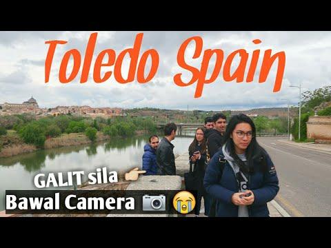 Toledo Spain / OFW / Travel in Europe /Vlog#34