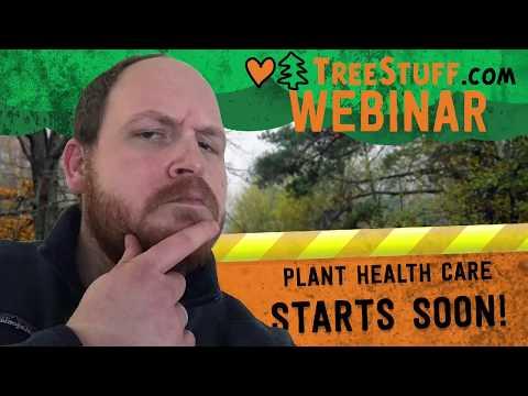Spring Plant Health Care Webinar w/ Albert Cooper - TreeStuff.com