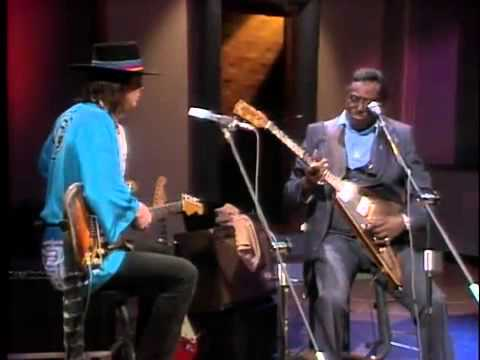Albert King & Stevie Ray Vaughan — In Session 2010 1983.flv