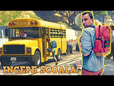 INCEPE SCOALA 2018 • GTA 5 FIVEM ROMANIA ROLEPLAY