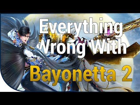 GAME SINS | Everything Wrong With Bayonetta 2 |