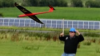 450 Kmh F3S Speeder Typhoon XS Fehlstart mit Speedflug , World Record Attempt Ballenstedt 2014 *HD*