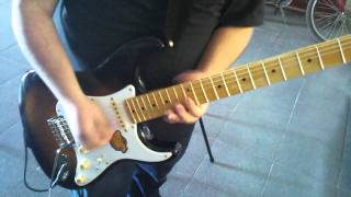 Fender Squier Classic Vibe Stratocaster 50's Test (4)