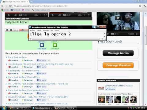Como descargar música ares online