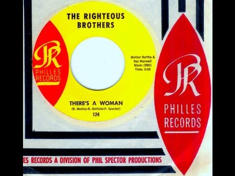 the righteous brothers there s a woman