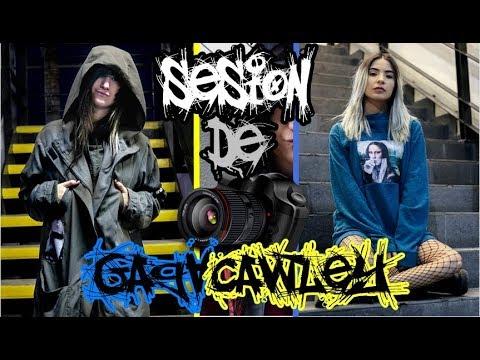 1 Fotógrafa, Dos Modelos, Y Mucha Ropa Calientita :3 - Alex Excel & Michelle Lucio ft. GagaCawley