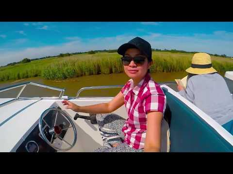 Norfolk Broads boat holiday 2017