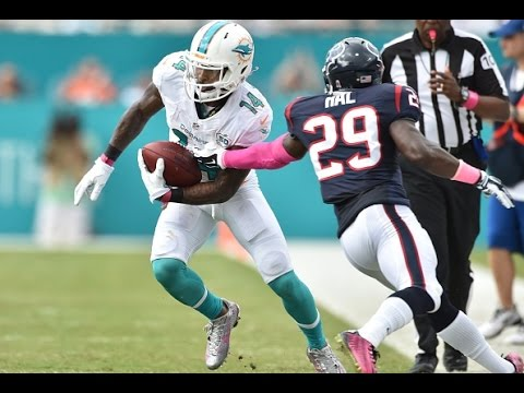 Jarvis Landry Leaves the Texans Grasping at Air