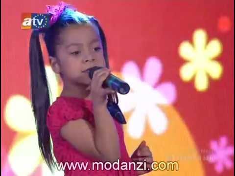Bir Şarkısın Sen 14.07.2012 | Ceren ŞAHİNER - Kara Gözlü Çingenem | www.modanzi.com.tr