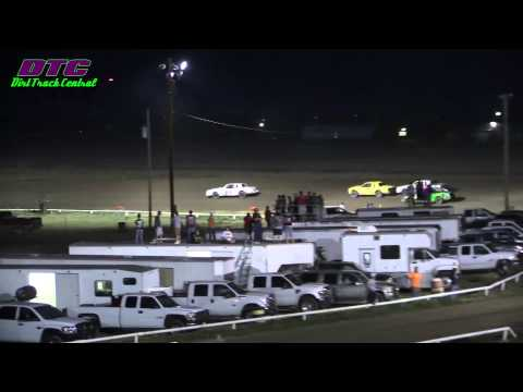 IMCA Hobby Stock A Feature Wakeeney Speedway 5 26 14