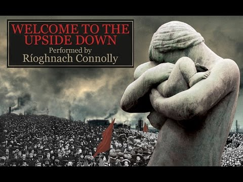 RIOGHNACH CONNOLLY - Welcome To The Upside Down