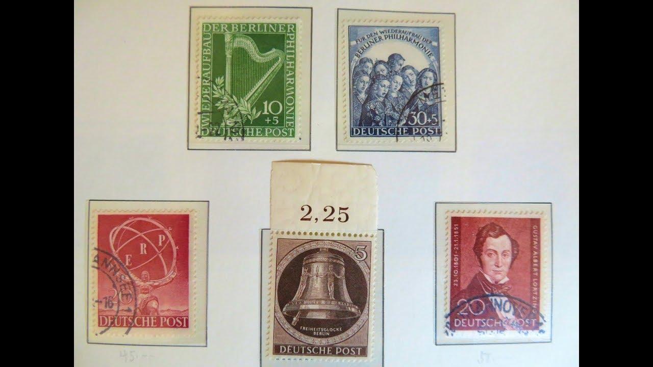 Briefmarken Wertvoll Oder Nicht Der Ungefähre Wert Der Briefmarken