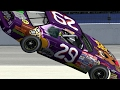Can I Recreate Robert Pressley's 1997 Daytona Flip? | NR2003 LIVE STREAM EP109
