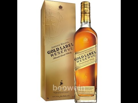 "Виски обзор Johnnie Walker ""Gold Label Reserve"" (NAS)"