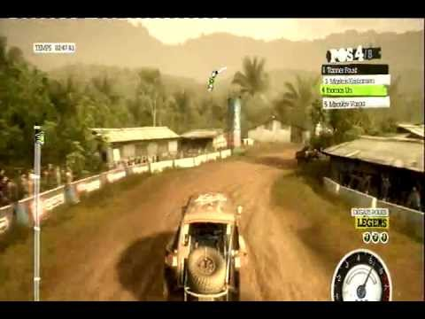 colin mcrae dirt 2 rallycross youtube. Black Bedroom Furniture Sets. Home Design Ideas