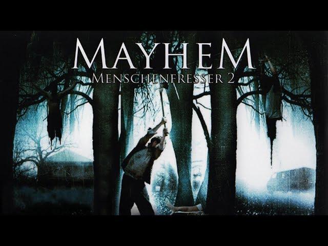 Mayhem – Menschenfresser 2 (Horrorthriller in voller Länge anschauen, ganzer Horrorfilm auf Deutsch)