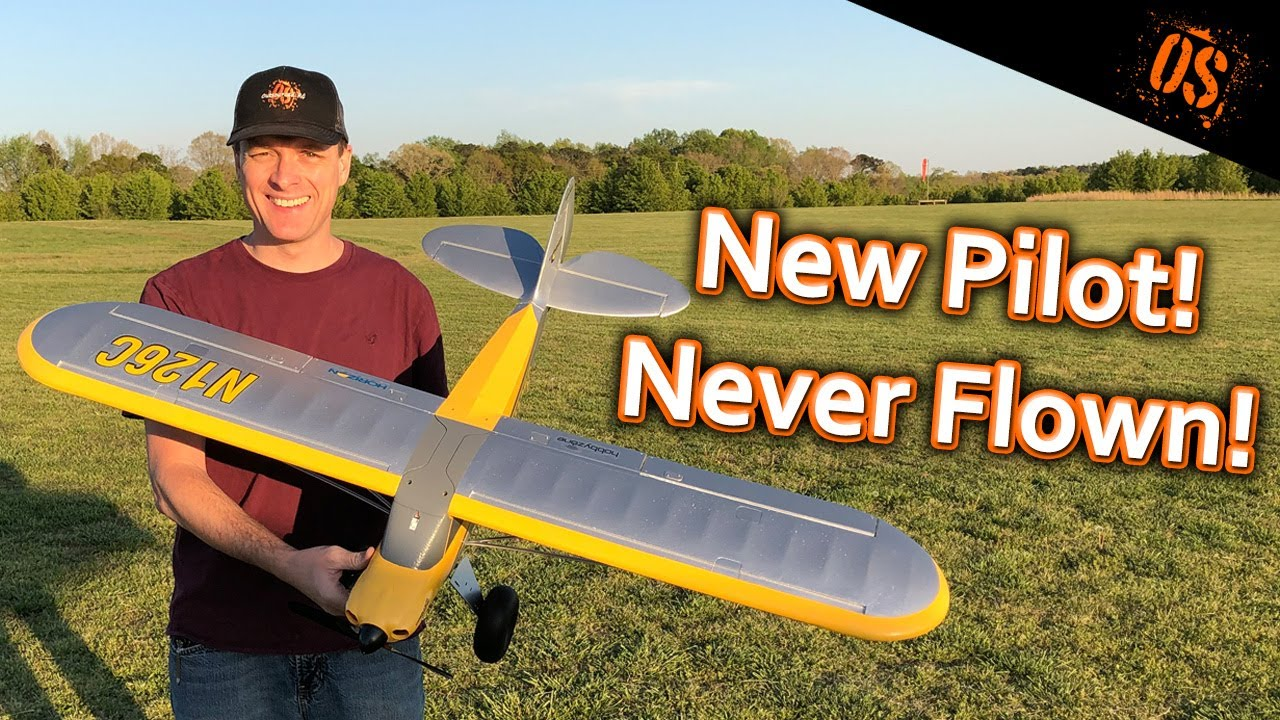 New Pilot! New Plane! My First Time Flying!