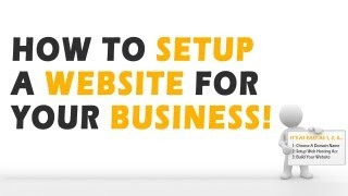How To Set Up A Website For Your Business