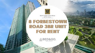 8 Forbestown Road 3BR Unit for Rent | ベッドアンドゴー